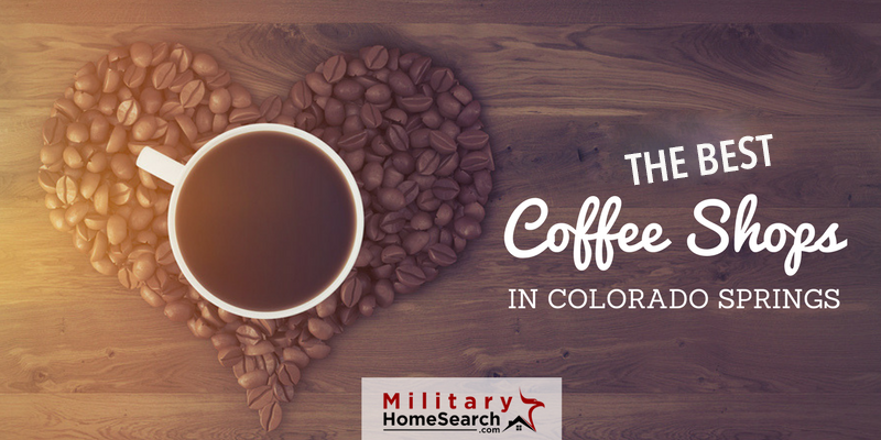 Where Are the Best Coffee Shops in Colorado Springs?