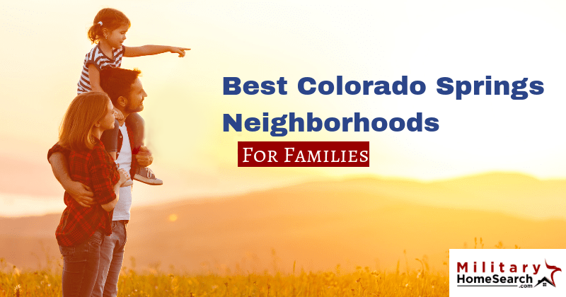 4 best colorado springs neighborhoods for families