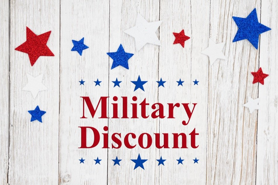 Home Improvement Stores With Military Discounts in Colorado Springs