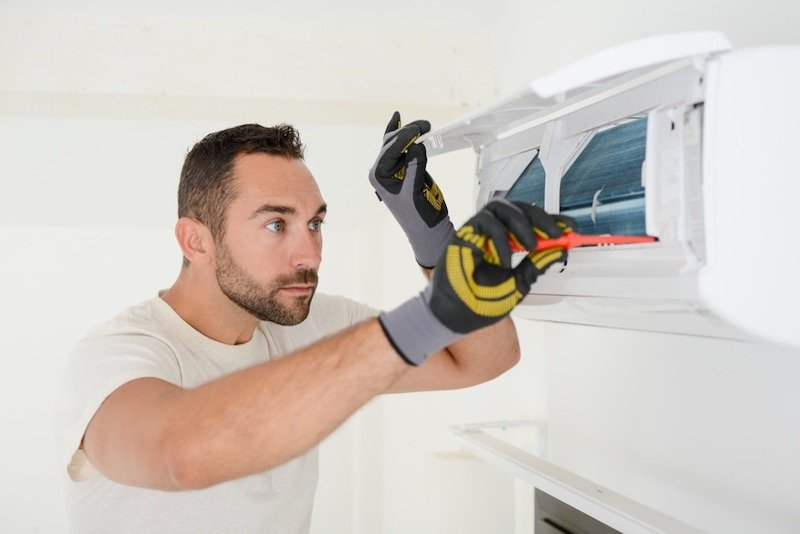Maintaining an Air Conditioner