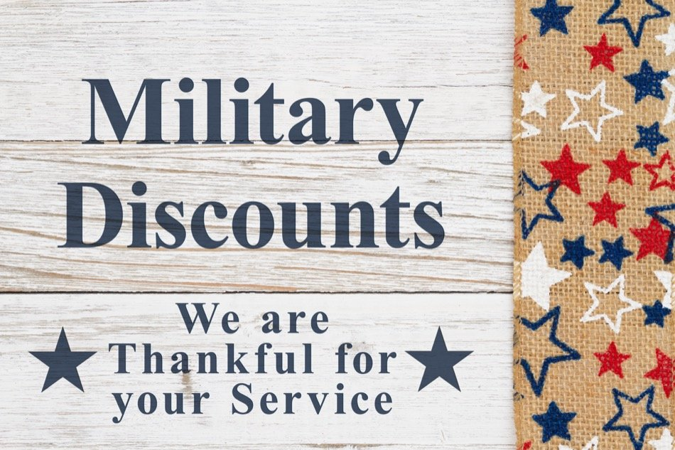 Top Military Discounts in Colorado Springs, CO