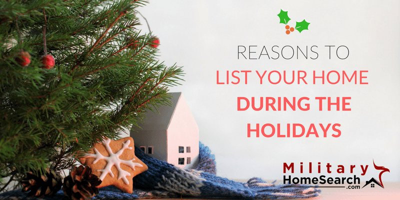 Reasons You Should List Your Home For Sale During the Holidays