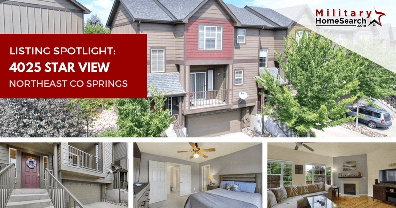 Listing Spotlight: 4025 Star View in Creekview Townhomes - SOLD!