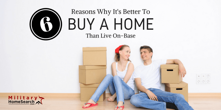 6 Reasons To Buy A Home In Colorado Springs Than Live In Military Housing