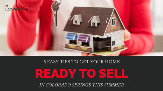 Tips For Colorado Springs Home Sellers