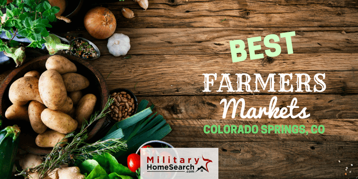 Best farmers markets in Colorado Springs