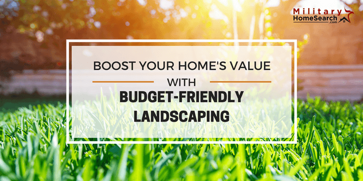Improve your home's value with landscaping
