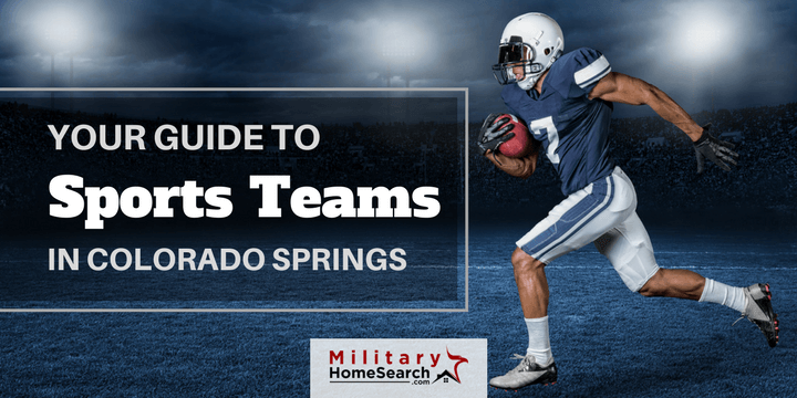 Sports teams in Colorado Springs