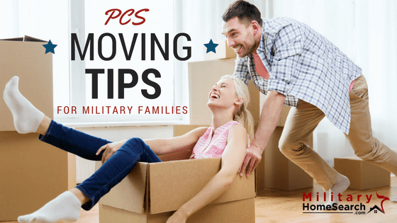 How to Move Quickly and Easily for a PCS
