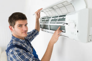 Service your air conditioner in the fall