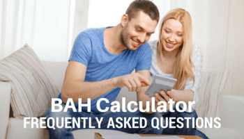 What is the BAH Calculator