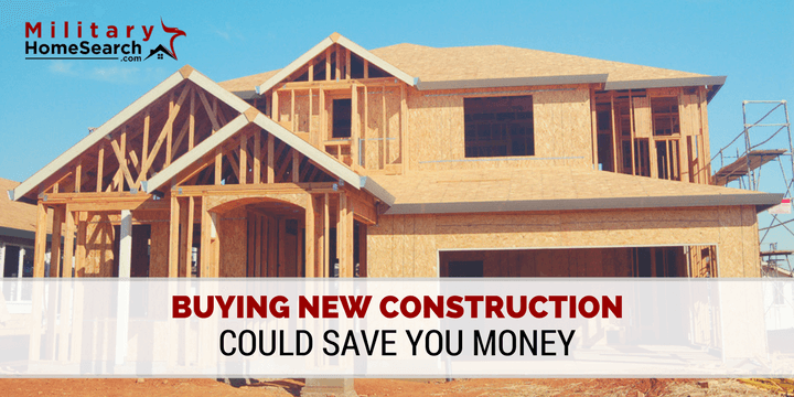 How buying a new construction home could save you money for Save money building a house