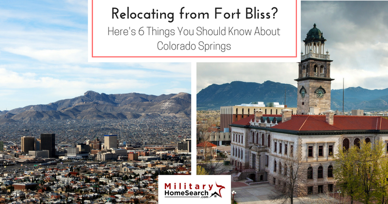 Relocating from Fort Bliss to Fort Carson? Here's What You Need To Know Before You Arrive