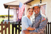 Search military homes for sale